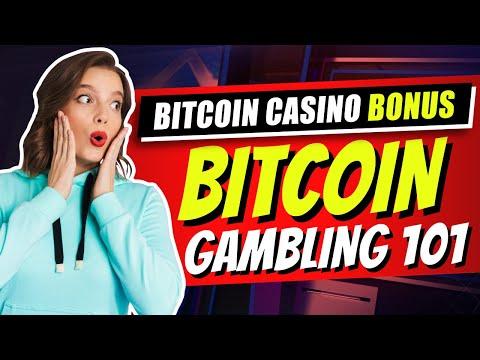 Bitcoin Casino Bonus 🎲 How To Claim It \u0026 Play It?