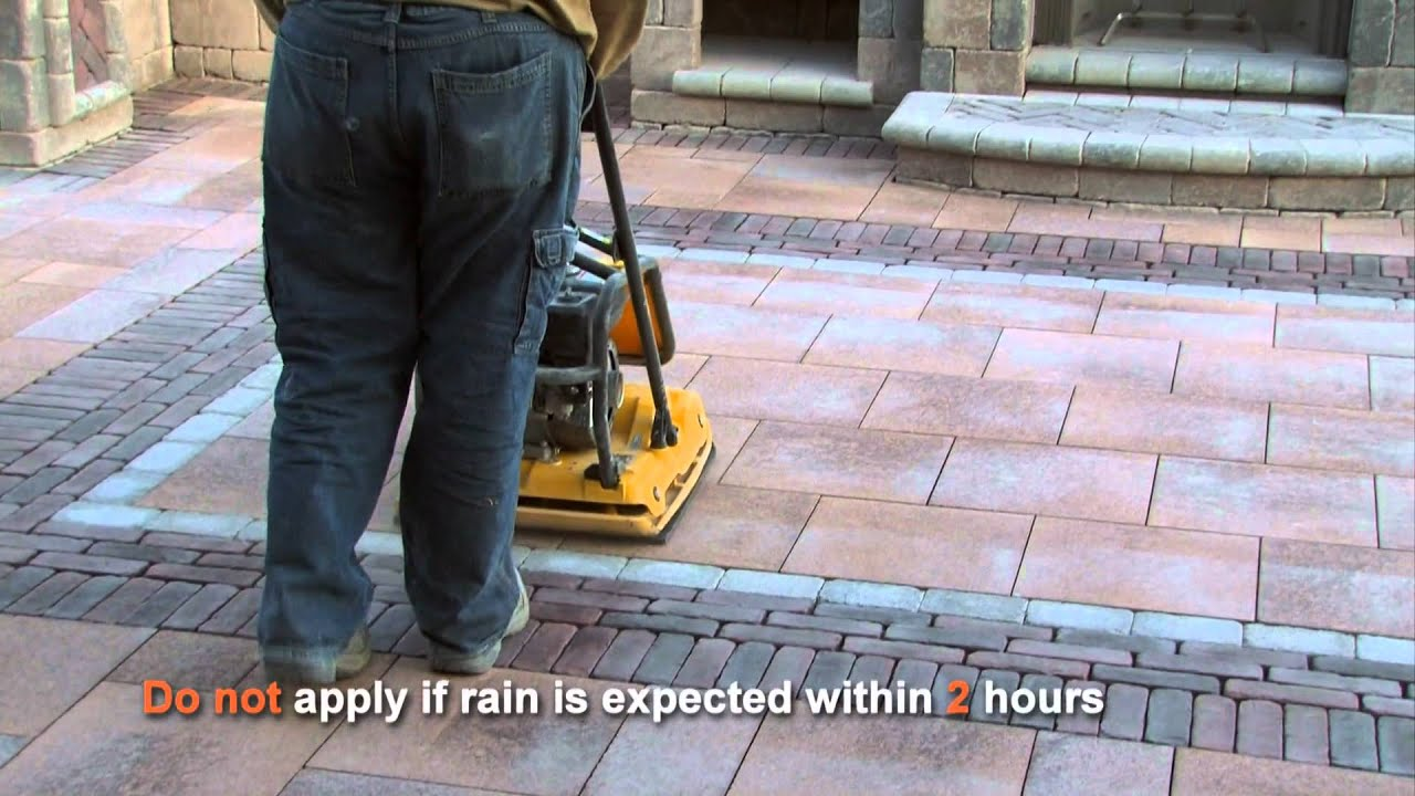 Attractive How To Use Polymeric Sand