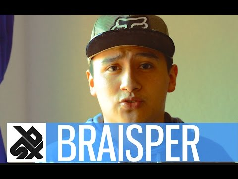 BRAISPER  |  Mexican Bass & Beatbox Power