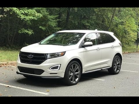 ford edge 2018 car review youtube. Black Bedroom Furniture Sets. Home Design Ideas