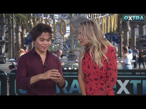'America's Got Talent' Winner Shin Lim Reacts to His Win