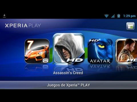 Xperia Play: Asphalt 7, Gangstar Rio, GTA III - Prueba de rendimiento