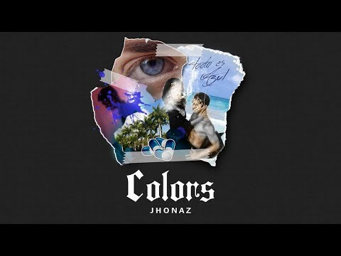 Colors - Jhonaz  with Lyric