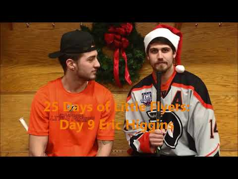 25 Days of Little Flyers: Day 9 Eric Higgins