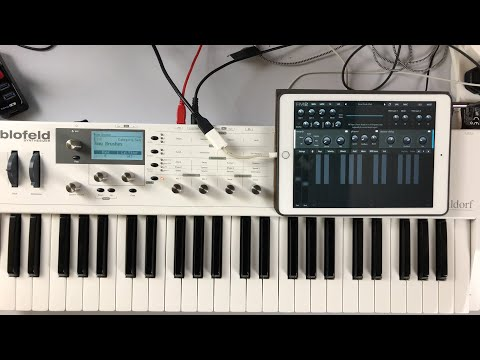 FM Player 2 by AudioKit - AUv3 - OUT NOW for the iPad
