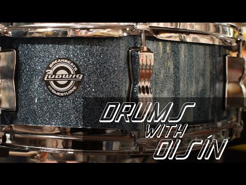 Ludwig Breakbeats By Questlove - Drums With Oisín (MMTV)
