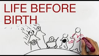 LIFE BEFORE BIRTH explained by Hans Wilhelm