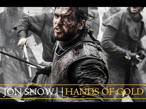 JON SNOW || Hands of Gold (Peter Hollens Cover)