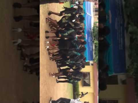 OD Tee live performance @Westminster college Lagos, graduation ceremony