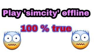 Simcity Mod Apk  ( Money/offline )