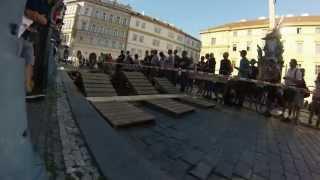 Pražské schody 2014