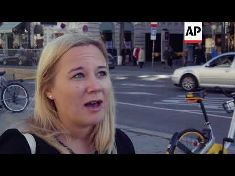 Reaction ahead of Sunday's election in Austria
