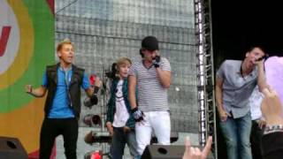 "Gambar cover Varsity Fanclub ""Maybe this is love"" Rewe Family Day Mannheim"