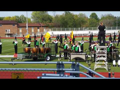 Mehlville High School Marching Panther Band 2017