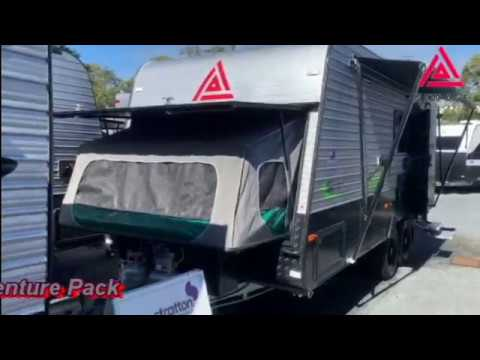 new-age-gecko-18'-bunk-adventure-pack-family-caravan