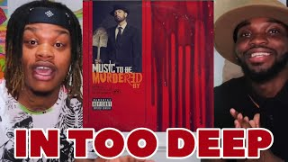 EMINEM - IN TOO DEEP | REACTION/ REVIEW