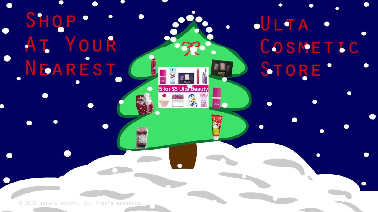 ULTA CHRISTMAS STOCKING STUFFER IDEAS 2016 - YouTube