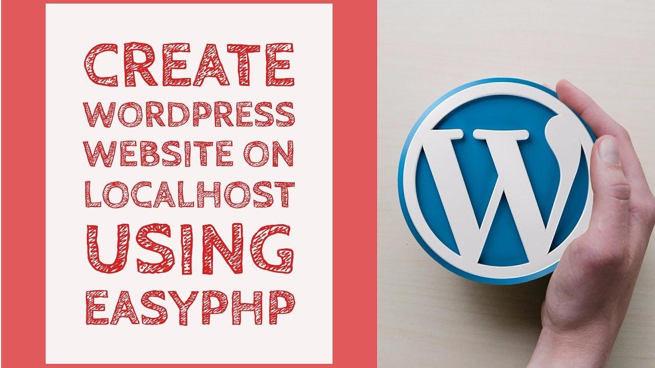 how to get wordpress on localhos