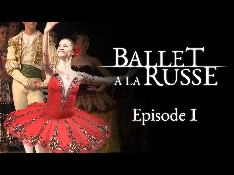 Ballet a la Russe (E1) A make-or-break show for a young grad