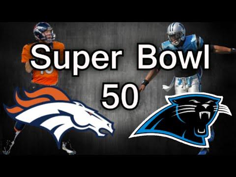 Super Bowl 50 Predictions (Carolina Panthers vs. Denver Broncos) - 2015-16 NFL Predictions