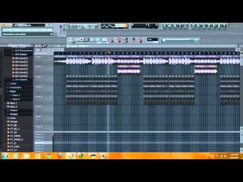 The Game - All That (Lady) Instrumental Remake FL Studio