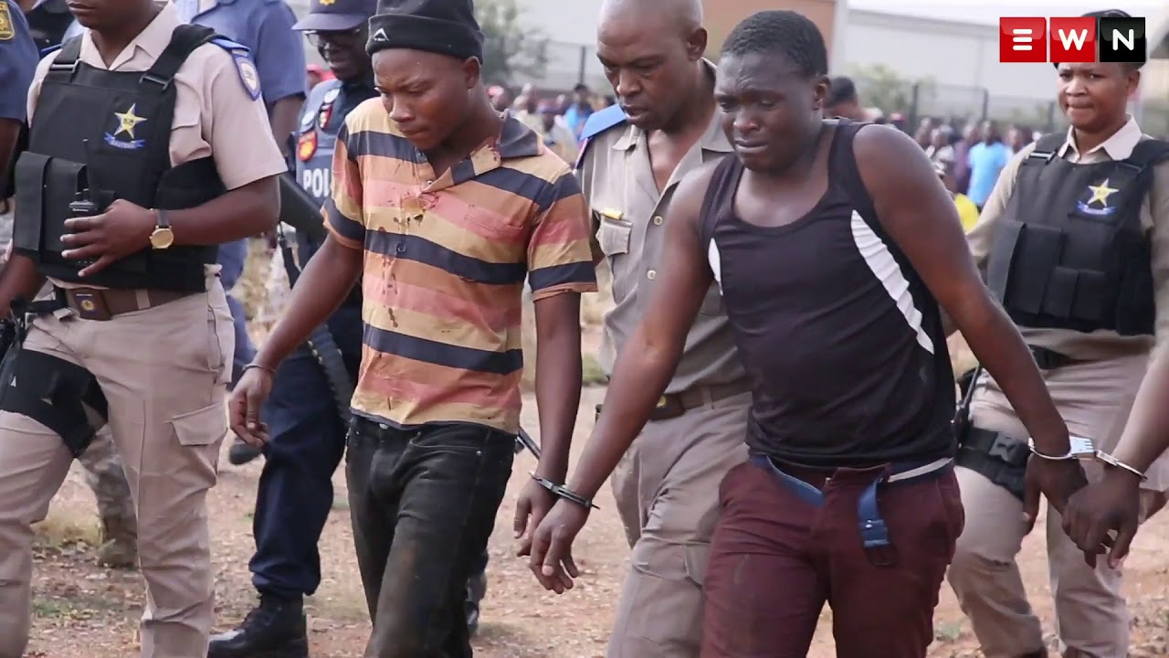 Download Bullets fly in Atteridgeville taxi violence as police make arrests
