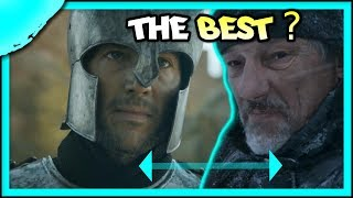 Best Fighters in Game of Thrones | Qhorin Halfhand + Ser Arthur Dayne Theory