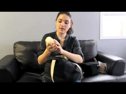 ameda manual breast pump video