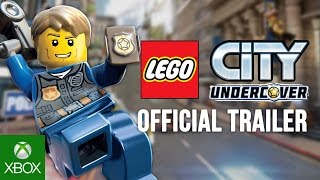LEGO CITY Undercover (2017): Official Trailer