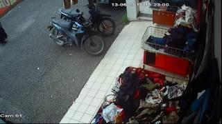 vuclip Nangkap pencuri baju di bandung