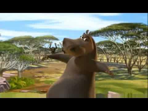 Black eyed peas y Madagascar - I Like to Move it