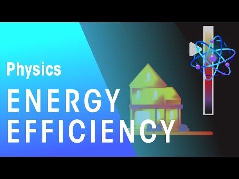 Energy Efficiency  | Energy | Physics | FuseSchool