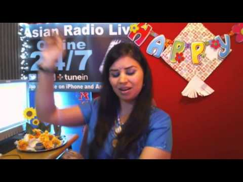 Asma's show 27 02 2014 (Asian Radio Live)