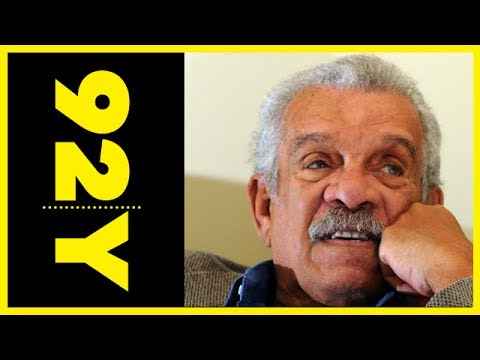 Derek Walcott with Glyn Maxwell and Caryl Phillips