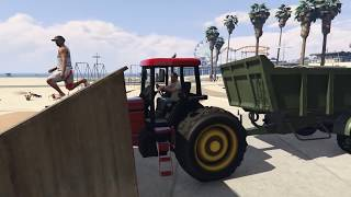 GTA 5 Fails & Funny Moments: #17 (Grand Theft Auto V Compilation)