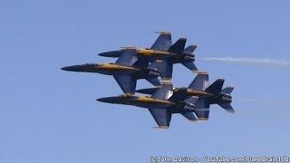 2014 Jones Beach Airshow - U.S. Navy Blue Angels