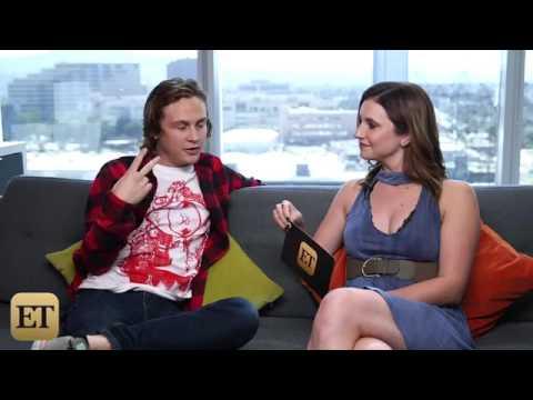 Logan Miller on Dating Apps, Karaoke and Making an Entrance!