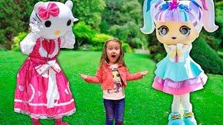 Приключения Принцессы Дианы И Ее Друзей The Adventures Of The Princess And Her Friends 2019