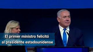 Netanyahu advierte a Irán con un