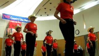 Tennessee Waltz Surprise   Country Line Dance TNK (Naruo)