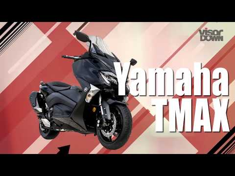 Yamaha TMAX Motovlog Review | Visordown.com