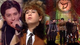 Comeback Special Block B 블락비 Shall We Dance 인기가요 Inkigayo 20171112