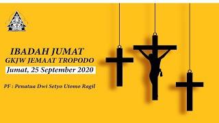 LIVE Ibadah Keluarga GKJW TROPODO / 25 SEPTEMBER 2020