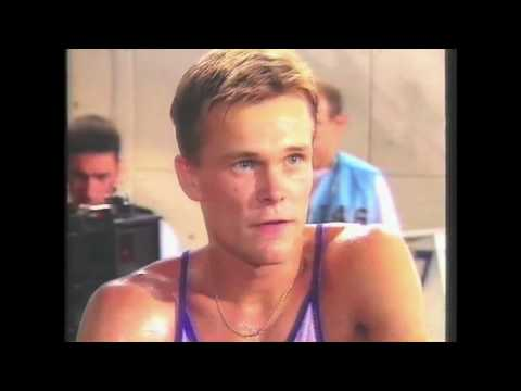 4018 Olympic Track & Field 1992 Interview Rob Denmark