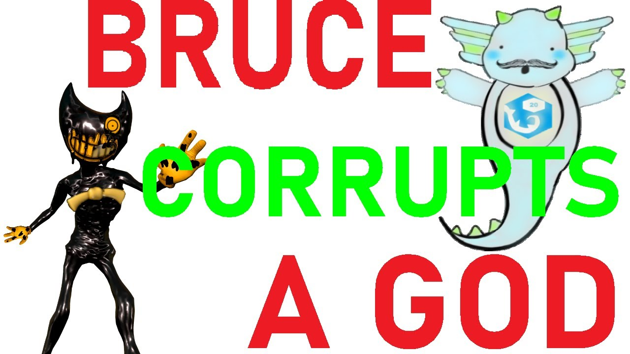 Bruce CORRUPTS a god (Bruce Tales P4) | Narrated RPG Horror Story
