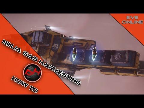 Ninja Gas Harvesting : How To   EVE Online