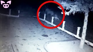Chilling Paranormal Activity Caught on Camera
