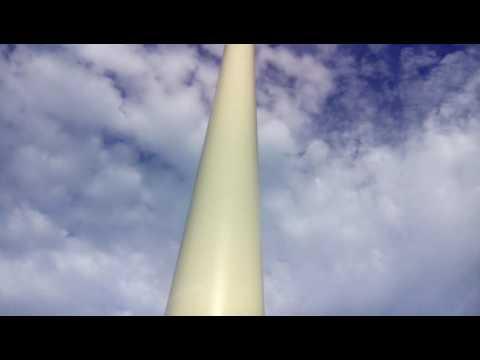 Wind turbine wellington