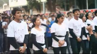 Ativirya (Street Play Group) Performing Live at Kala Ghoda Art Festival, 2013