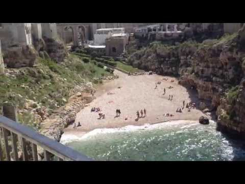 Trip to Puglia, Bari, Trulli, Matera beaches, GoPRo Hero and gooseneck